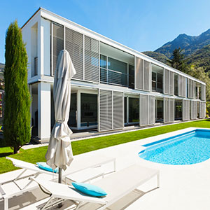 VILLAS IN THE LUGANO REGION